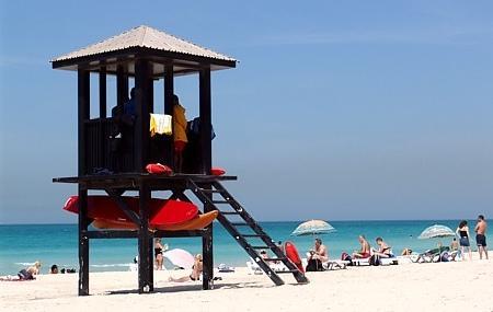Пляжи в ОАЭ