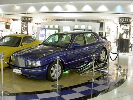 Торговые центры в Абу-Даби