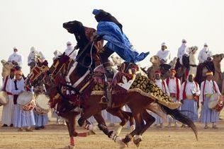 The Festival of the Sahara in Douz