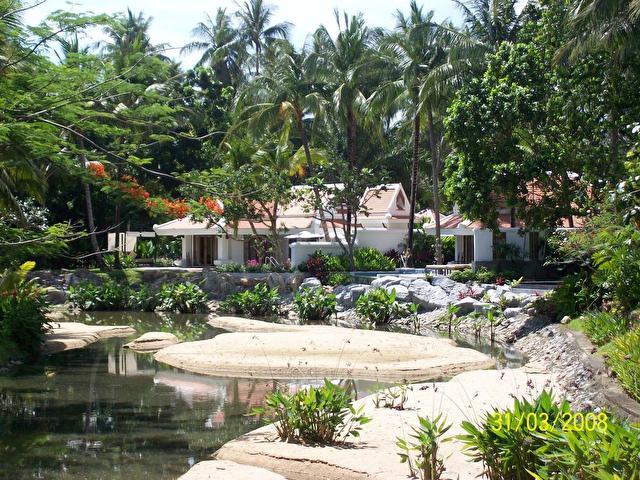 SANTIBURI DUSIT RESORT, Таиланд