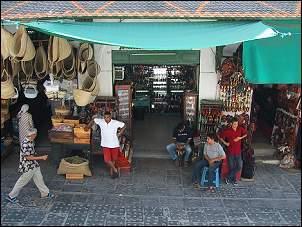 Suuq in Tunisia