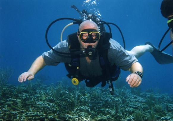 Diving in Bahia de Cochinos
