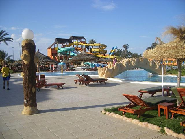 CARIBBEAN WORLD SKANES BEACH, Тунис