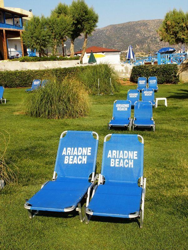ARIADNE BEACH APTS, Греция