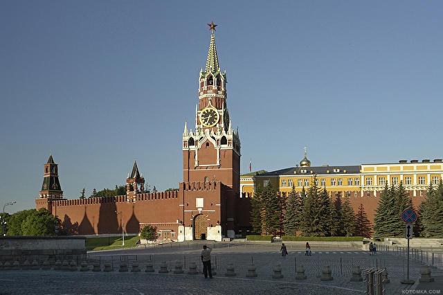 Кремль, Спасская Башня