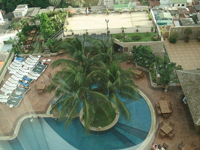 PRINCE PALACE, Таиланд вид из номера