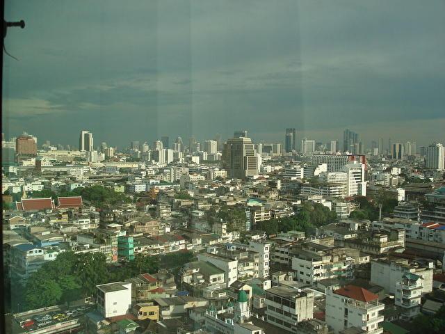 PRINCE PALACE, Таиланд вид из окна