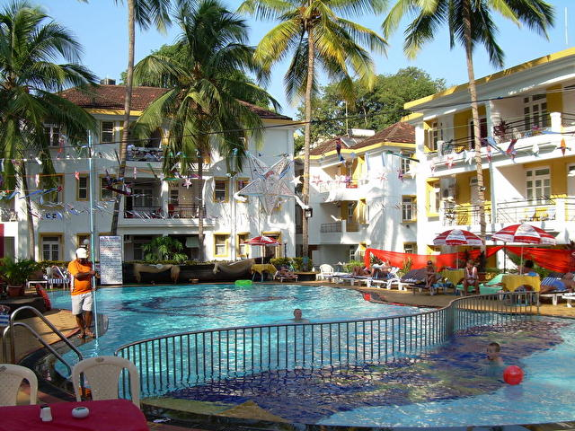 ALOR GRANDE HOLIDAY RESORT CANDOLIM, Индия