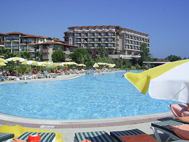 JUSTINIANO PARK CONTI, Турция