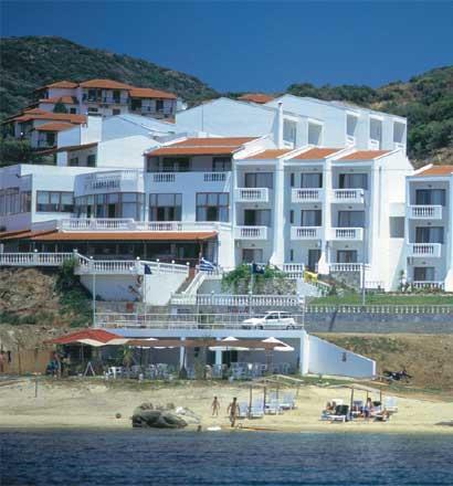 Дом в остров Уранополис недорого у моря