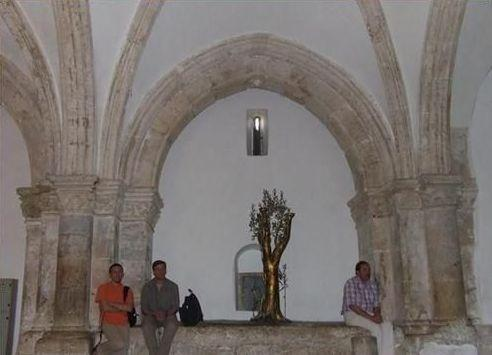 Chamber of the Last Supper