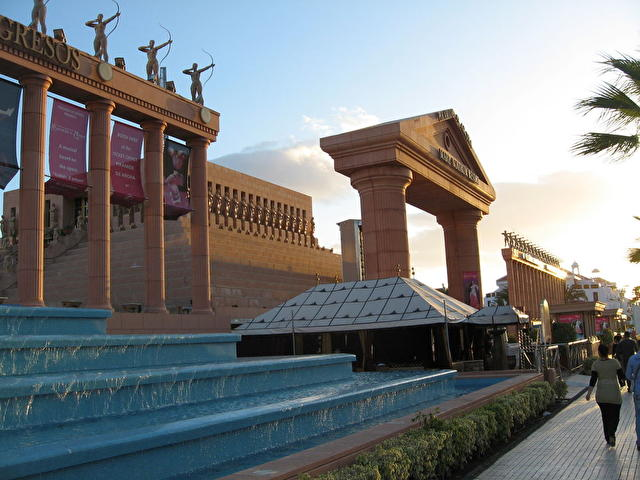 CLEOPATRA PALACE, Испания и канары