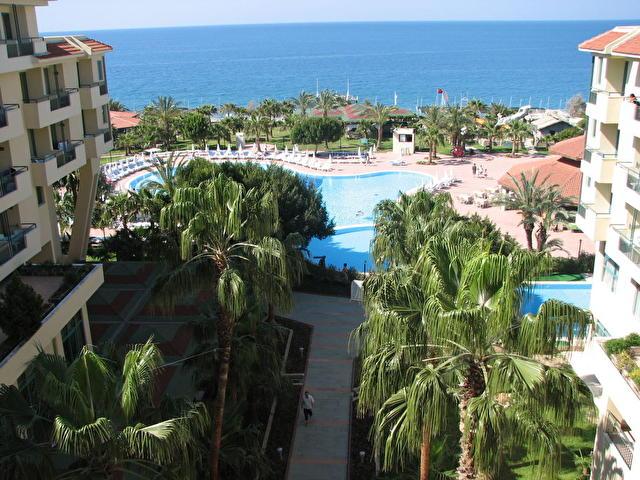 Sidera Hotel, Турция