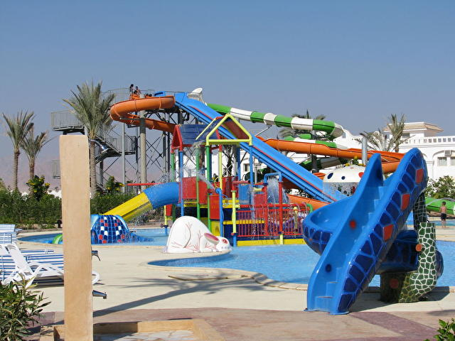 Inter Plaza Beach, Египет