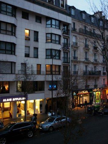 Вид из окна на ул.Ордэн