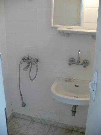 санузел в номере.душ,туалет, раковина