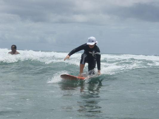 ayodya-resort-166531недалеко (слева по пляжу,)  можно научиться сёрфингу.