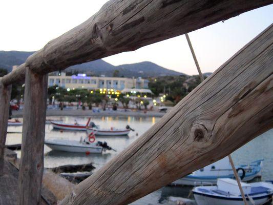 отель Ormos