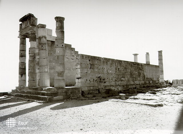 Храм Афины Линдии