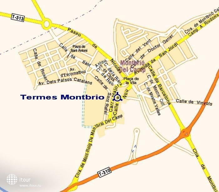 Balneario Termes Montbrio