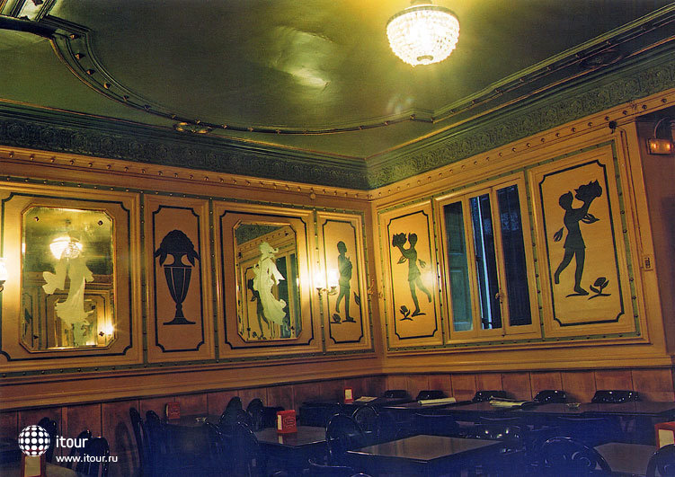 Cafе de l'Opera