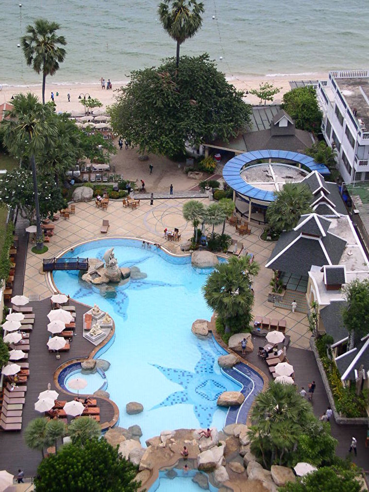 Long beach garden 4 таиланд паттайя