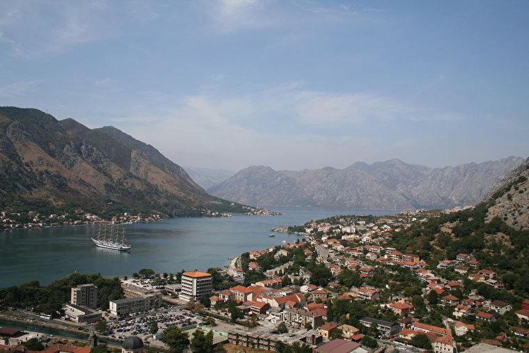 Куда ехать в черногорию