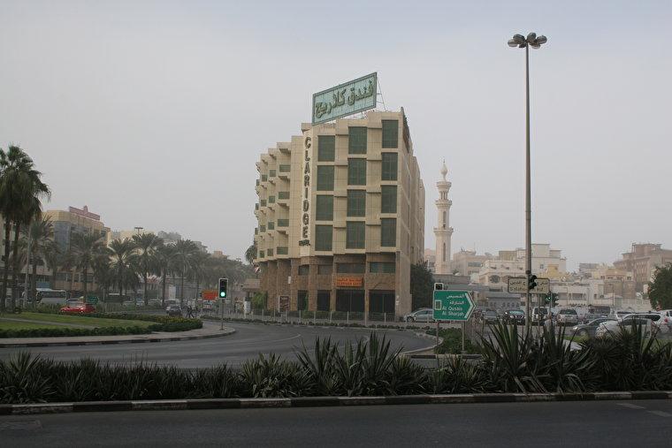 отель Claridge 3* , Дубай