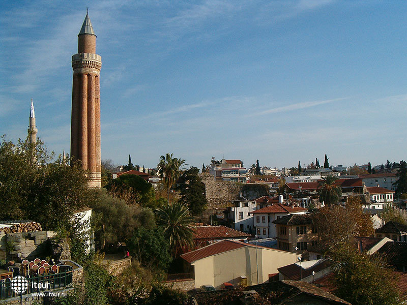 Yivli Minare Complex