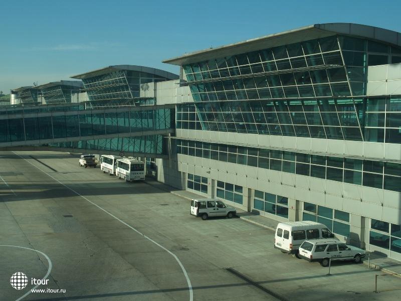 Фото Аэропорт Ататюрка.