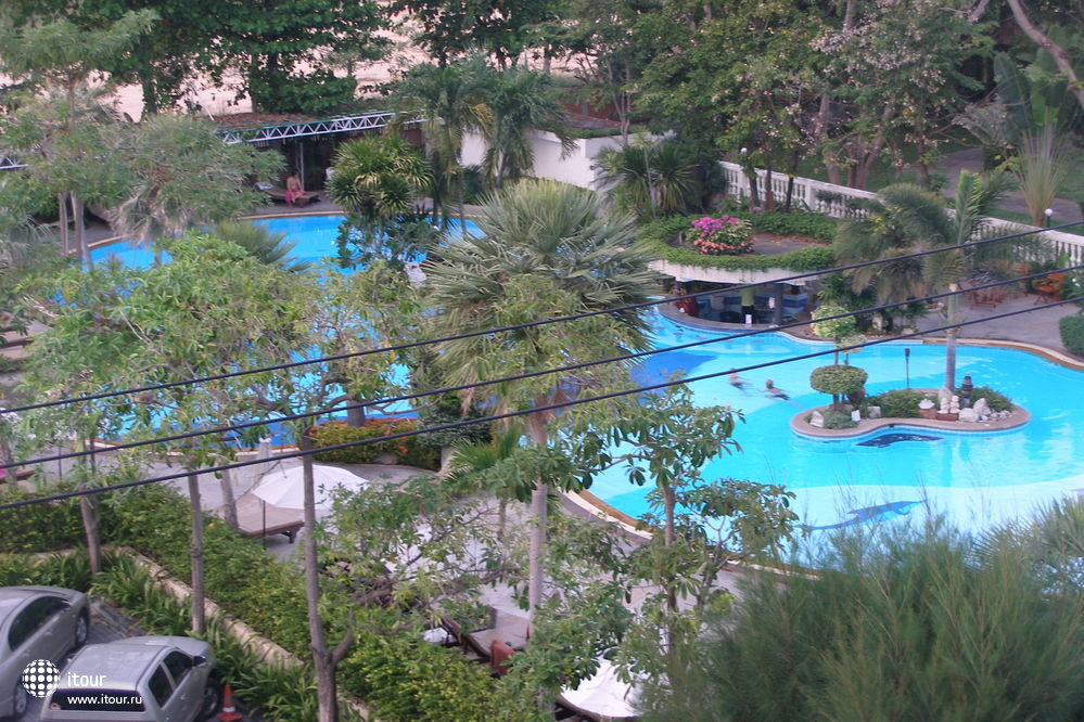 JOMTIEN GARDEN HOTEL & RESORT, Таиланд