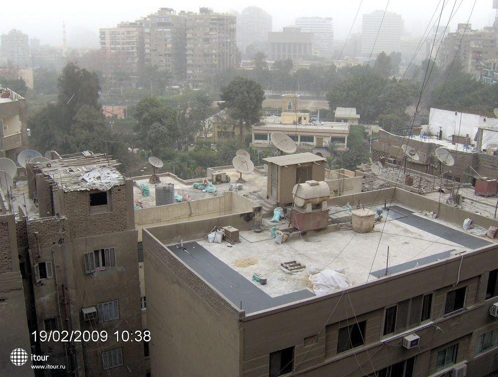 PHARAOH EGYPT, Египет, вид из гостиничного номера
