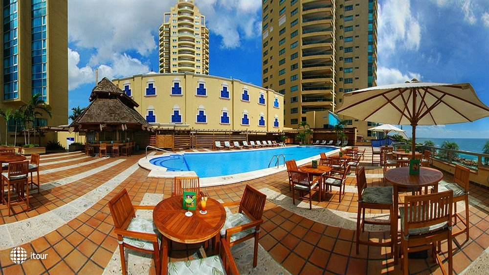 Hilton Santo Domingo Hotel 2
