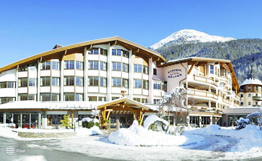Das Central Alpin Luxury Life Hotel 7