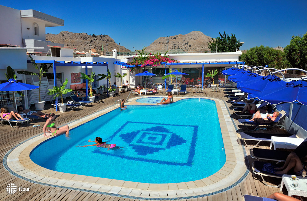 Kolymbia Bay Art Hotel 6