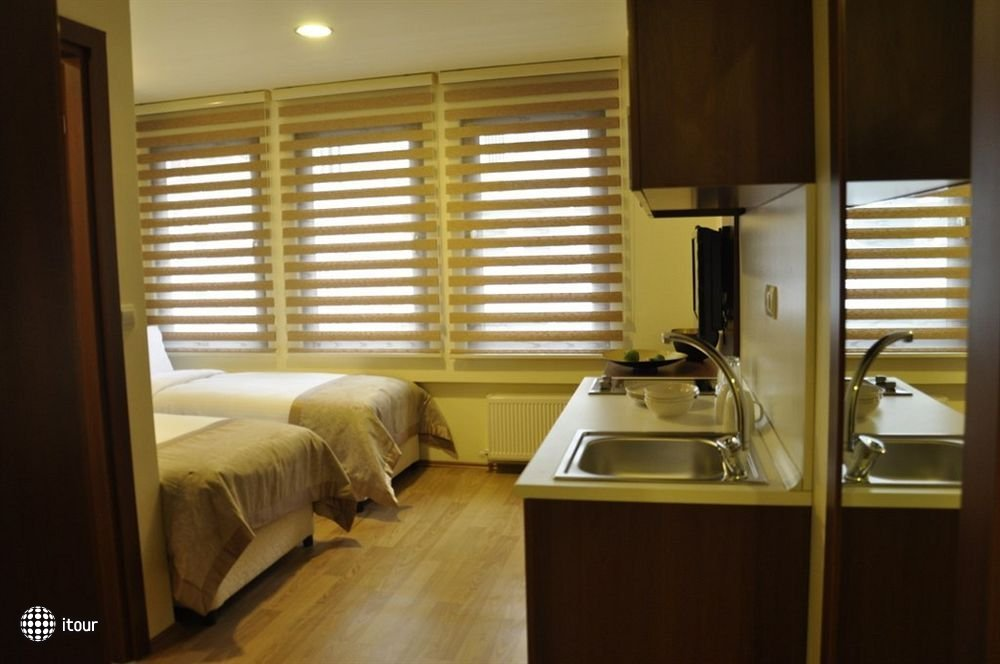Comfort Suite Taksim Hotel  6