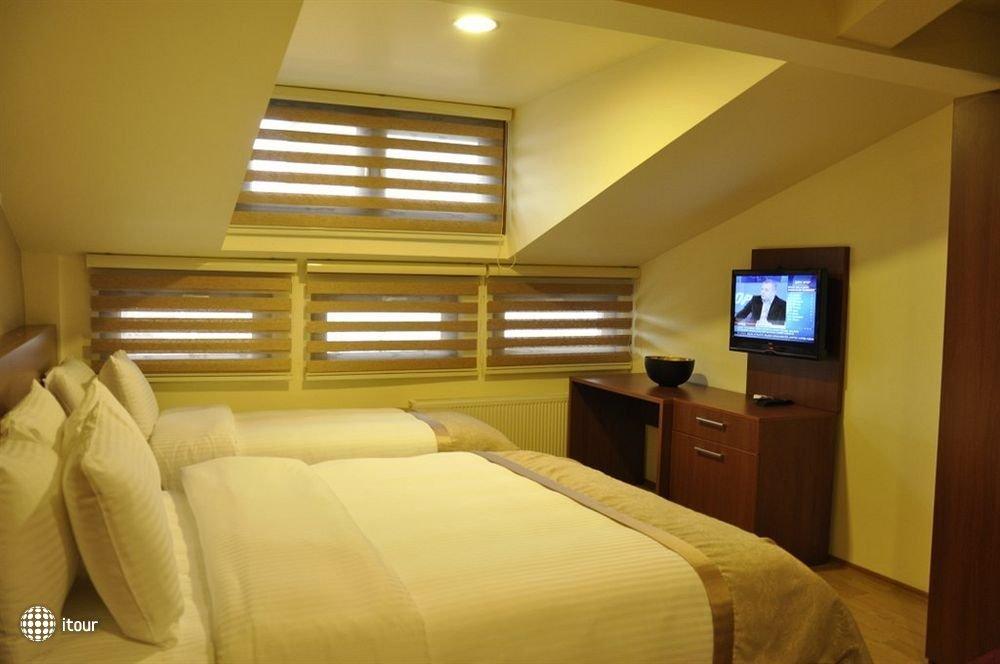 Comfort Suite Taksim Hotel  8