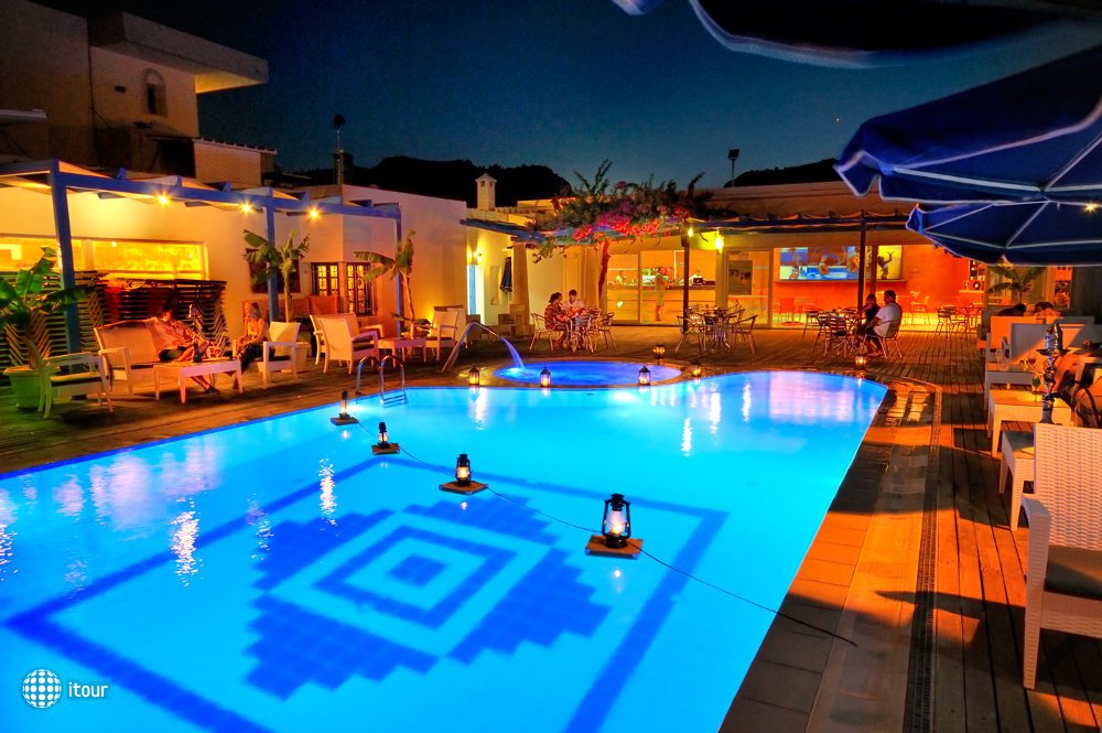 Kolymbia Bay Art Hotel 8