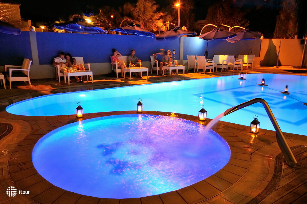 Kolymbia Bay Art Hotel 4