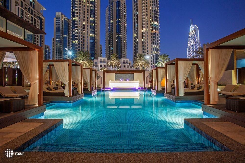 Vida Downtown Dubai (ex. Qamardeen Hotel) 2