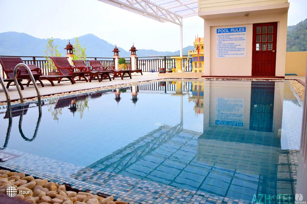 Az Hotel Patong (ex. Bv Resortel) 8