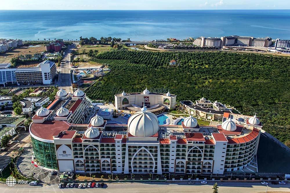 Фото отеля Alan Xafira Deluxe Resort ampamp Spa 5 звезд алан