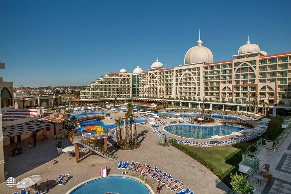 Отель Alan Xafira Deluxe Resort ampamp Spa 5 звезд Алан