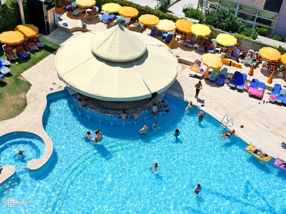 Grand Kaptan Hotel 10