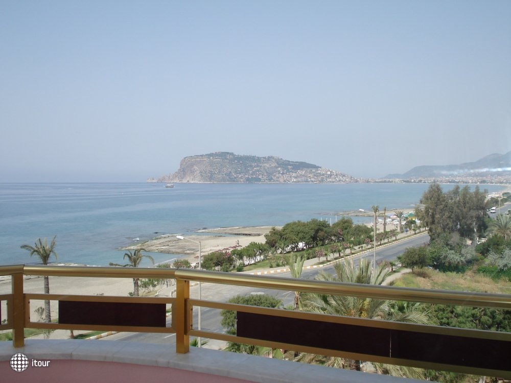 Grand Bayar Beach Hotel (ex. Turkmen Hotel) 5