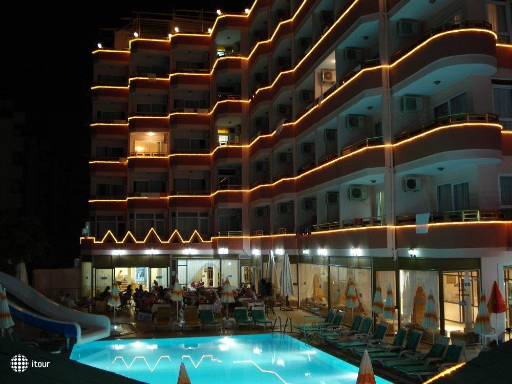 Grand Bayar Beach Hotel (ex. Turkmen Hotel) 3