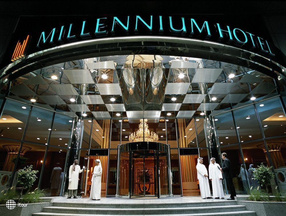 Millenium Hotel Abu Dhabi 1