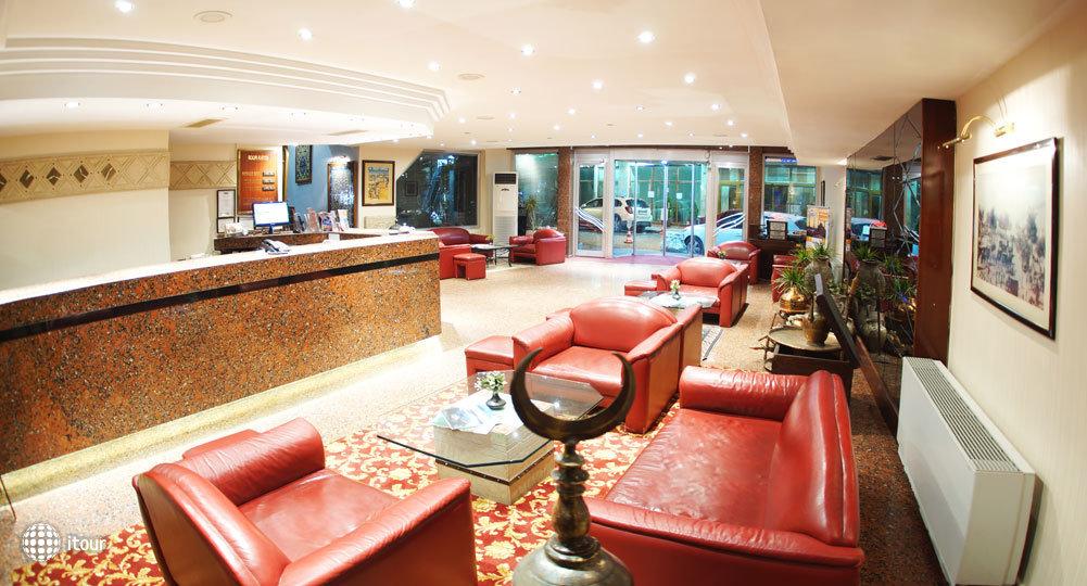 Orient Mintur Hotel 5