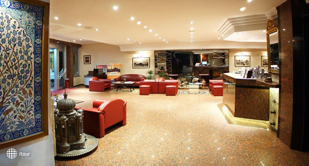 Orient Mintur Hotel 7