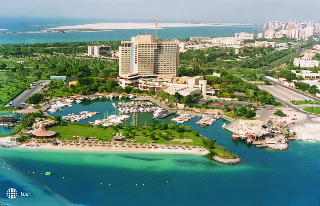 Intercontinental Abu Dhabi 1